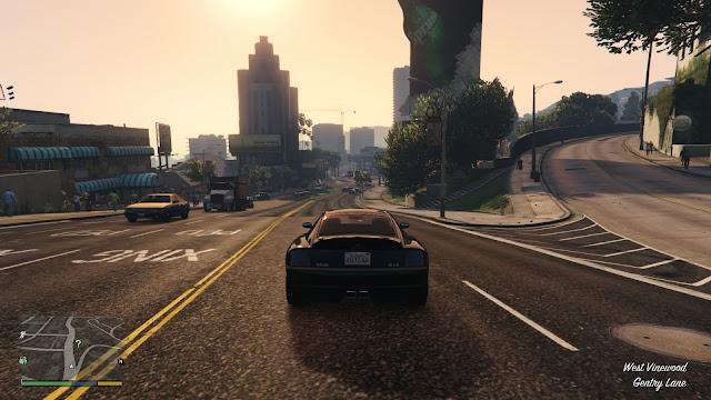 Grand Theft Auto (GTA) V mod