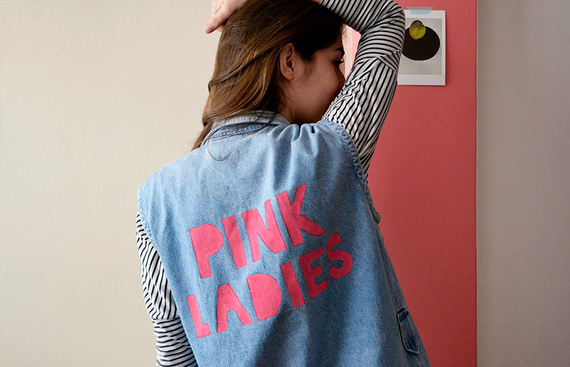 Você também quer ser uma pink lady?