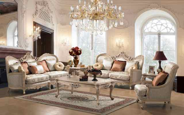 Romantic interior design style leovan design for Modern romantic interior design