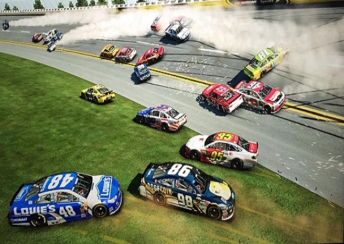 NASCAR 15 Game Free Download
