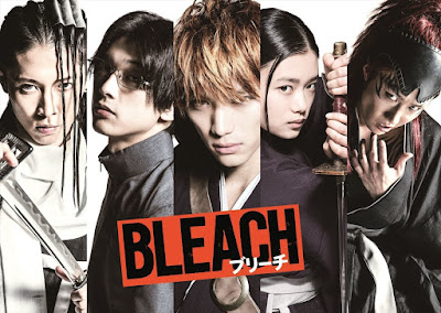 Bleach: New Promo for Live-Action Adaptation Shows Soul Society