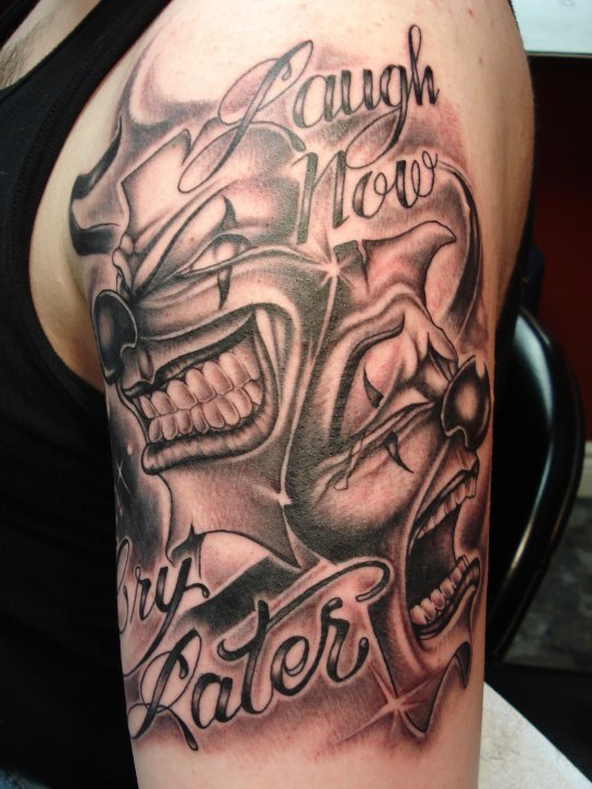 Tubhy 2012: Cool Unique Tattoos
