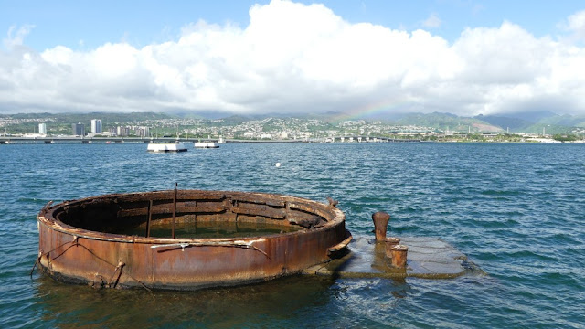 Pearl Harbor Hawaii - USS Arizona Memorial