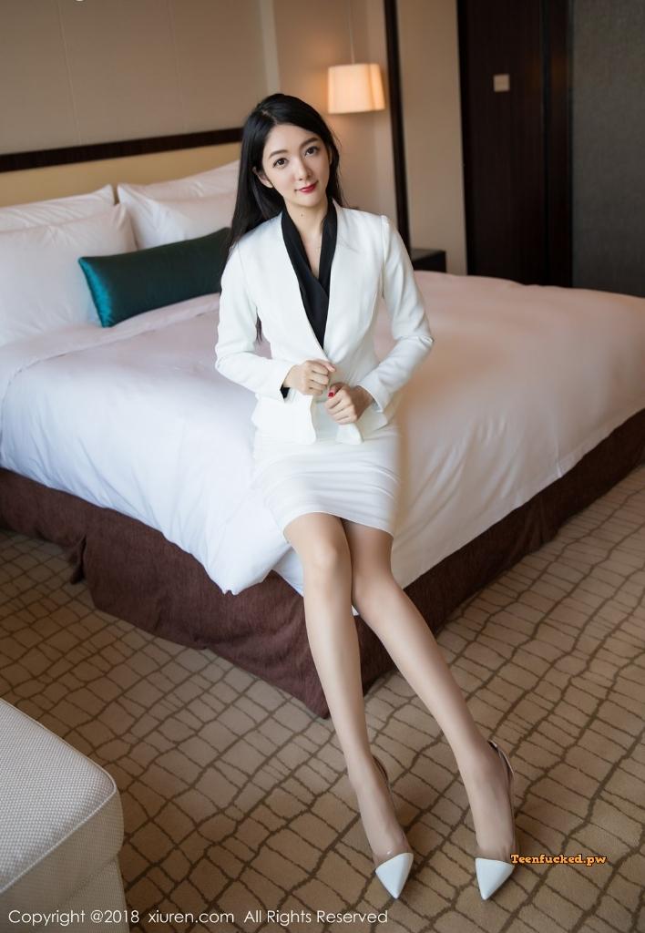 XIUREN No.1209 Xiao Reba Angela MrCong.com 027 wm - XIUREN No.1209: Người mẫu Xiao Reba (Angela小热巴) (52 ảnh)