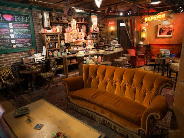 Central Perk de Friends em Nova York
