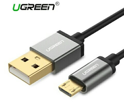 Ugreen Micro USB Data Cable for Smart Mobile Devices