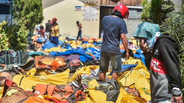 Benarkah Meninggal Karena Gempa Tsunami Dianggap Mati Syahid?