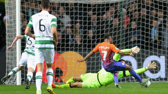 [Video] Cuplikan Gol Celtic 3-3 Manchester City (Liga Champions)
