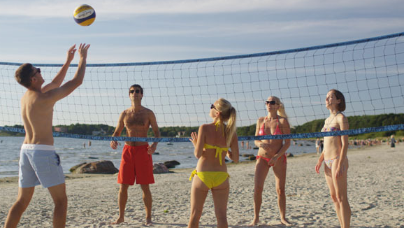 Things to Do in The Beach That Will Make You Fun (Part 1) Volley Ball