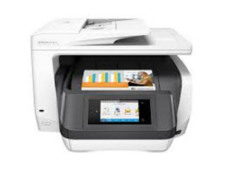 Picture HP OfficeJet Pro 8730 Printer