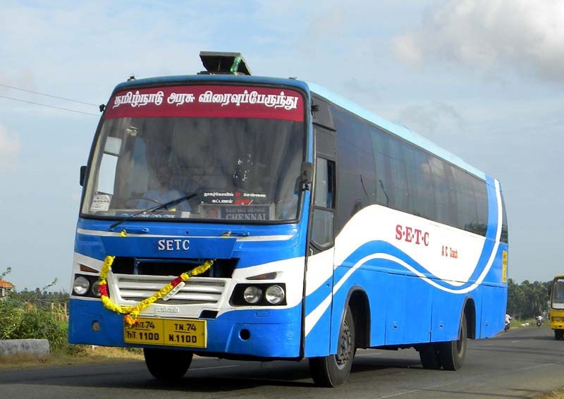 Image result for tn bus