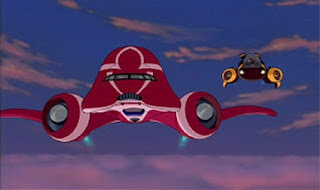 Galactic Federation spacecraft Lilo & Stich 2002 animatedfilmreviews.filminspector.com