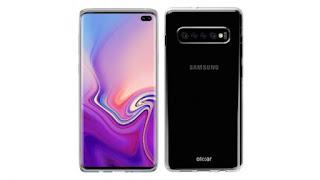 Samsung Galaxy S10 Plus الكاميرا