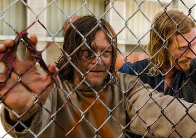 Dwight mostra a Daryl il suo futuro