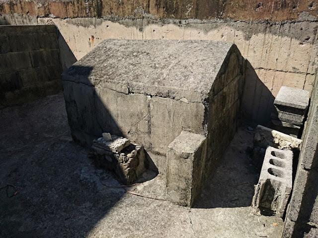 字小禄の拝所の写真