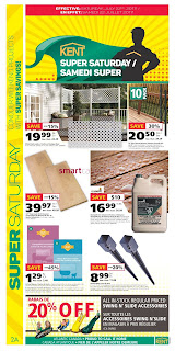 Kent weekly flyer July 20 – 26, 2017