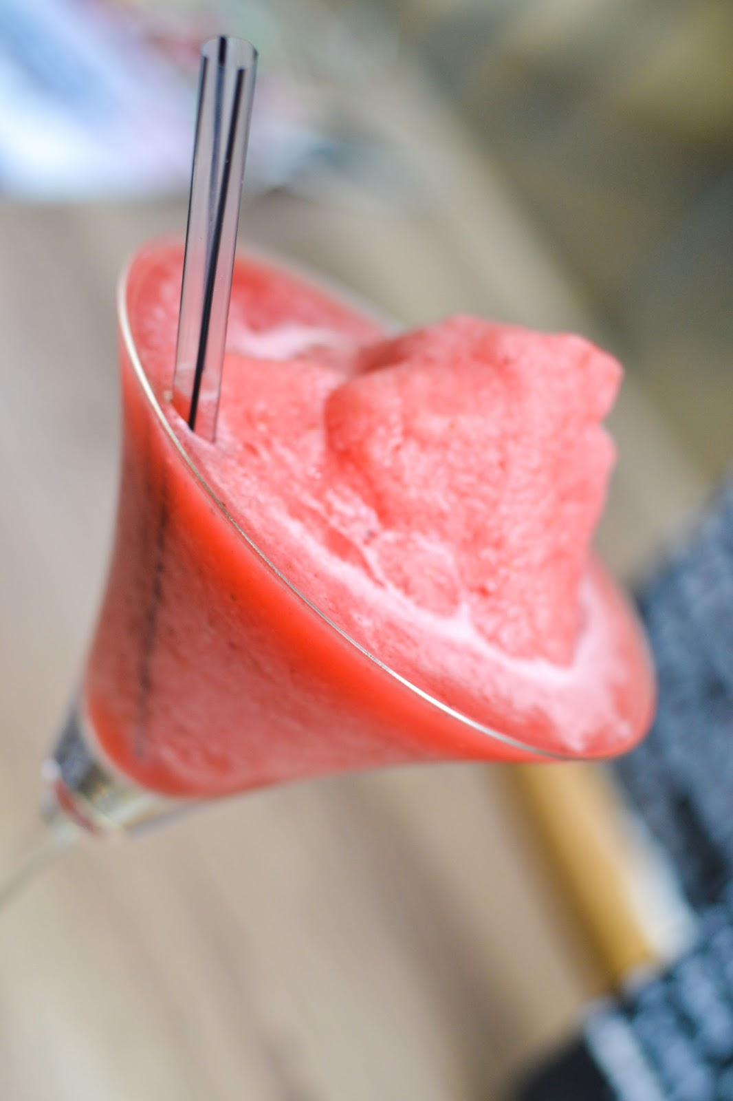 Strawberry Daiquiri in Nigeria