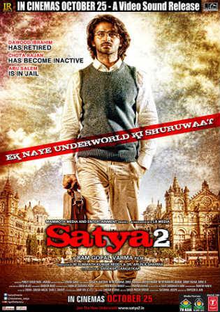 Satya 2 2013 DVDRip 400MB Full Hindi Movie Download 480p Watch Online Free bolly4u