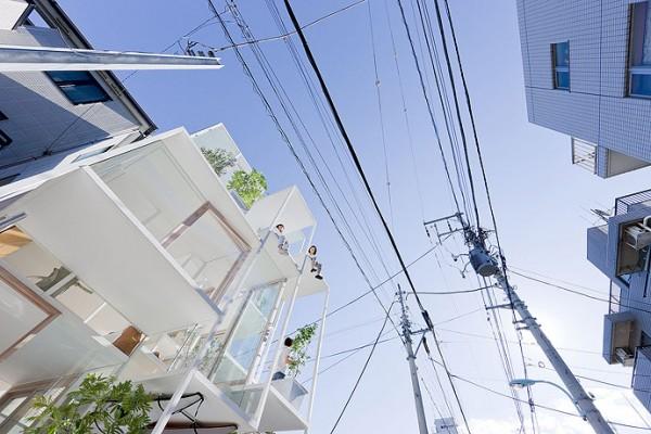 modern transparent house design-4