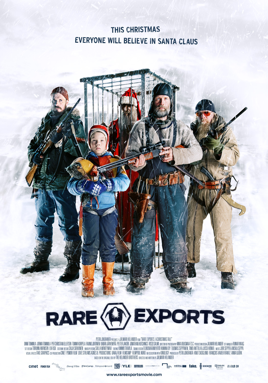 Rare Exports: A Christmas Tale (2011) ταινιες online seires oipeirates greek subs
