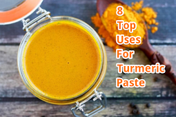 8 Top Uses For Turmeric Paste