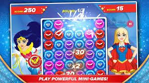 DC Super Hero Girls Mod Apk Terbaru v2.0.0 (Mod Hero/Money)