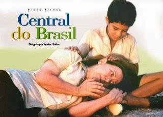 Central do Brasil - cartaz do filme