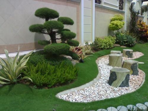 30 Contoh Desain Taman Rumah Minimalis Paling Kreatif