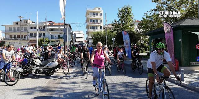 Με επιτυχία η «Ποδηλατοδρομία Άργος-Κεφαλάρι-Άργος» από το Κέντρο Περιβαλλοντικής Εκπαίδευσης Νέας Κίου