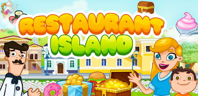 Confessions of a Frugal Mind: Free Game App Download ~ Restaurant Island
