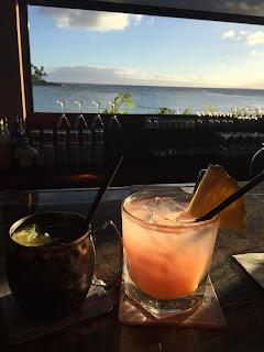 où boire de bons cocktails à Maui ?