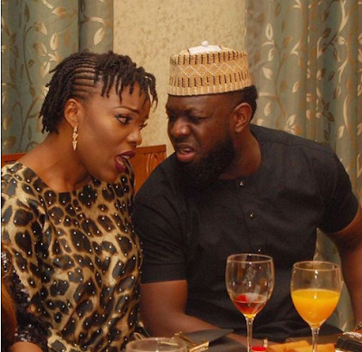See what happened as Timaya steps out with ex-girlfriend Empress Njama- Pictures