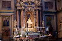 A Tour of the London Oratory: The Lady Altar