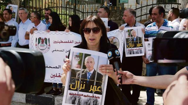 Israel extiende detención sin cargos de periodista palestino