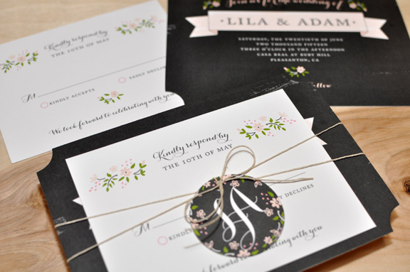 How To Package Wedding Invites