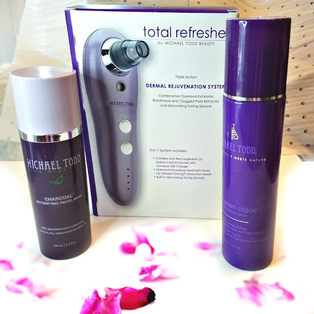 How to use Michael Todd Beautys Total Refresher by barbies beauty bits
