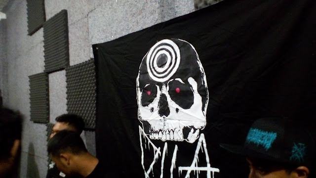 "Photo Report : Degenerasi Aliansi #7 : Gaung ""Opus Contra Naturam #1 South East Asia Tour"""