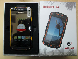 Hape Outdoor Discovery V8 Android GPS Waterresist