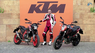 New KTM 690 and 690R Image HD