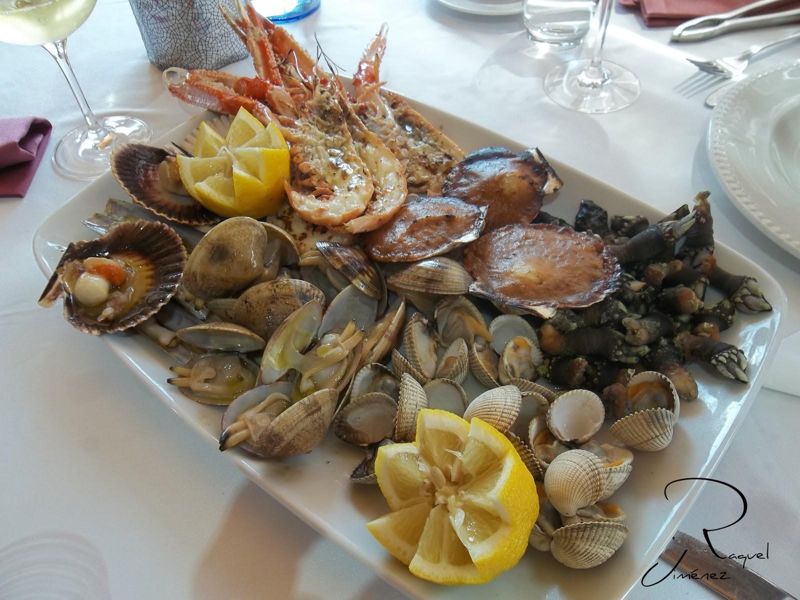 marisco de galicia