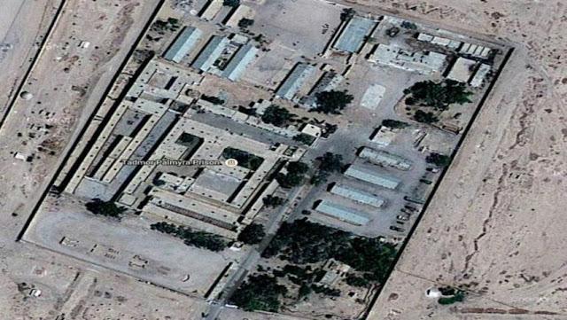 Tadmor prison, Syria