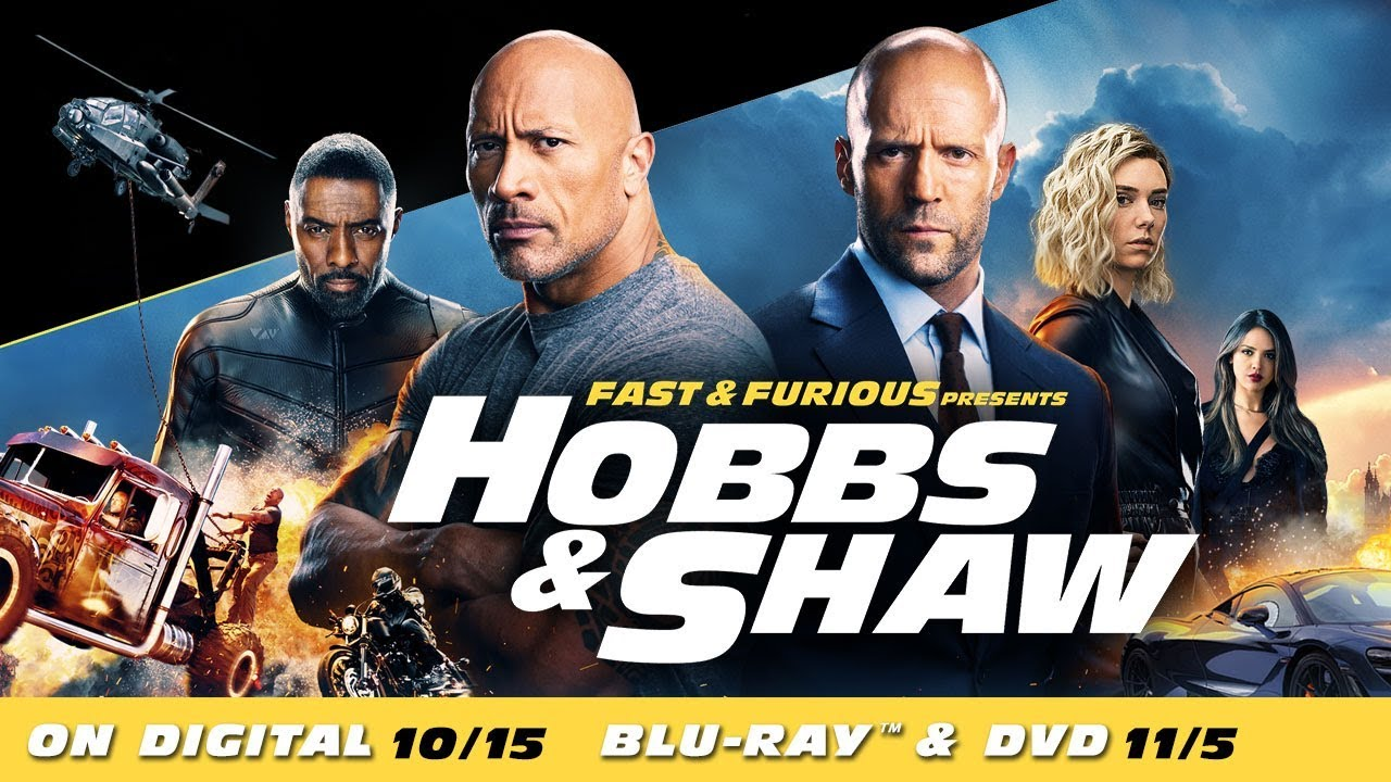 Synopsis Film Fast & Furious Presents: Hobbs & Shaw (2019)