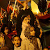 Libyans celebrate the fifth anniversary of the Libyan revolution