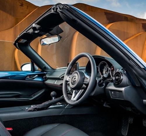 interior mobil mewah mzda mx 5