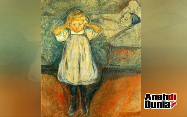 Ada banyak karya seni berupa lukisan yang ada di dunia ini Lukisan Seram Dengan Kisah Paling Mengerikan Di Dunia