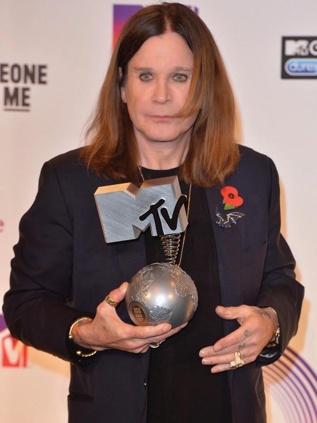 MTV EMA 2014 Glasgow