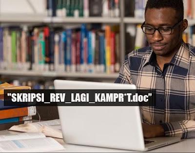 10 Meme Lucu 'Revisi Skripsi' Ini Bakal Bikin Kejang-kejang