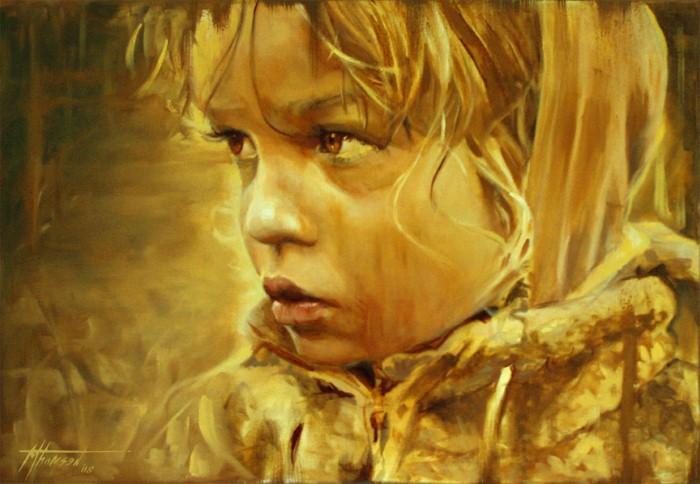 Британский художник. Thomas M. Thomson 17