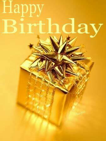 happy birthday gift pics