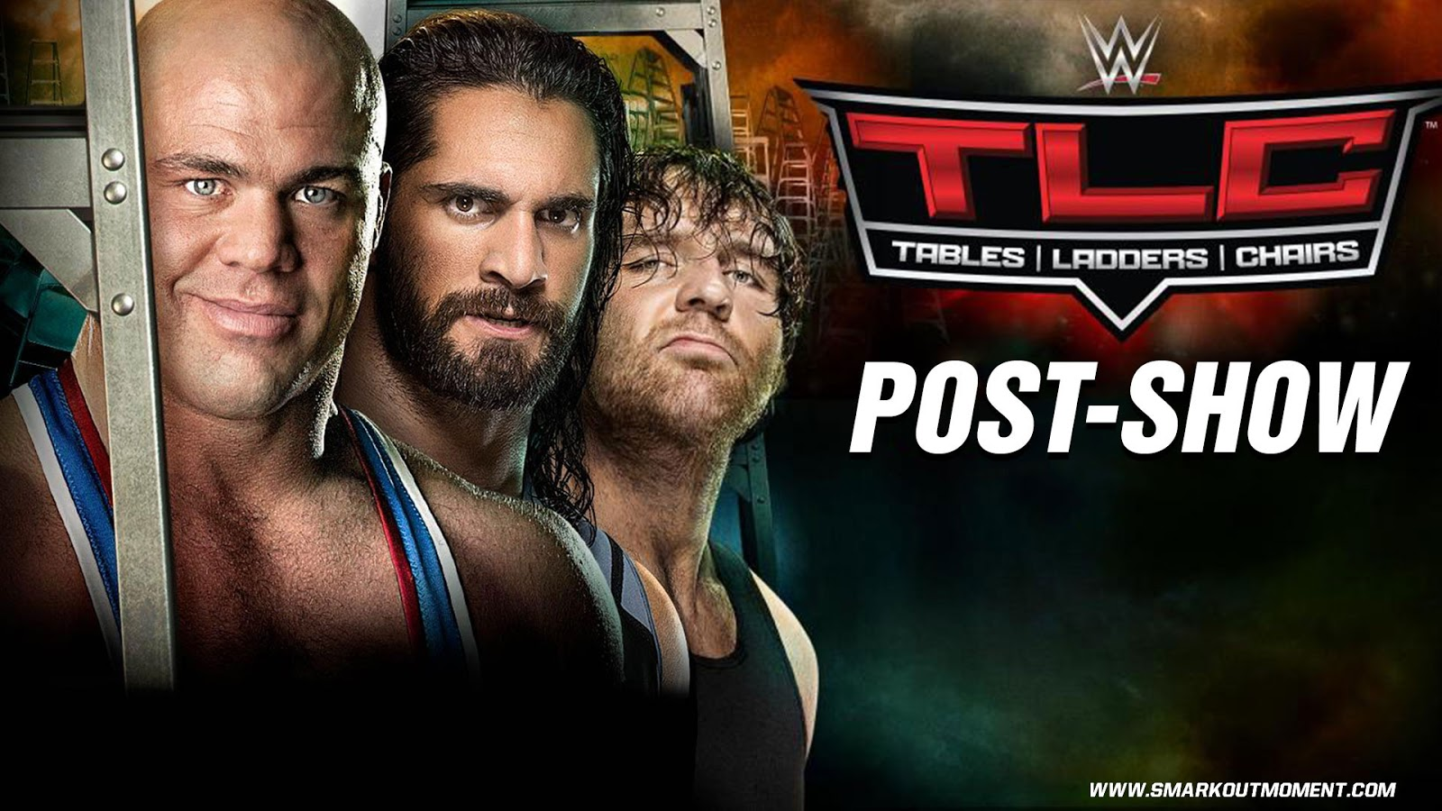 WWE TLC 2017 Recap and Review Podcast